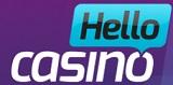 Hello Casino tarjoaa hyvät bonukset ja loistopelivalikoiman